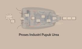 Proses Industri Pupuk Urea