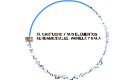 EL CARTUCHO Y SUS ELEMENTOS FUNDAMENTALES: VAINILLA Y BALA
