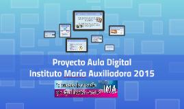 Proyecto Aula Digital