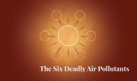 The Six Deadly Air Pollutants