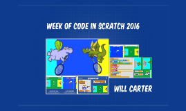 Week of Code in Scratch 2016