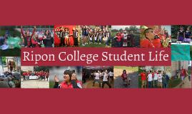 Ripon College Student Life