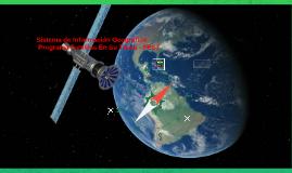 Copy of Sistema de Información Geografico Programa Familias En Su Ti
