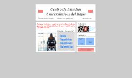 Copy of Centro de Estudios Universitarios del Bajio