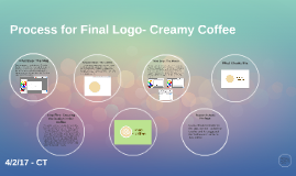 Process for Final Logo Design
