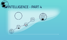 INTELLIGENCE-PART 3