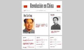 Trabalho de História - Mao Tsé-Tung