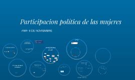 Copia de Participacion política de las mujeres