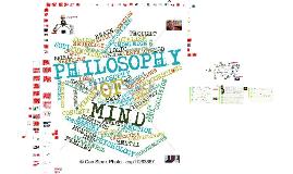 FILP2042 Introduzione alla filosofia della mente