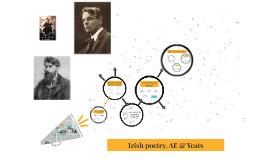 Irish poetry, AE and Yeats