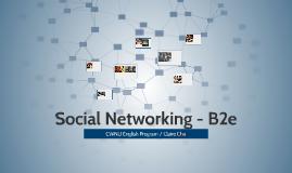 Social Networking - B2e