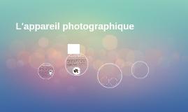 Copy of Les appareils photos