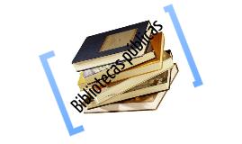 Copy of Bibliotecas públicas