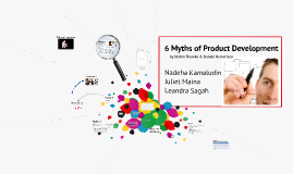 6 Myths of Product Development