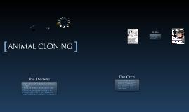 Copy of Copy of Animal Cloning