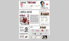 Fenómeno Pablo Escobar
