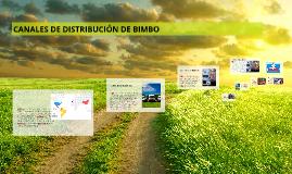 Copy of CANALES DE DISTRIBUCION DE BIMBO