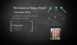 James Short Mango Street Paper