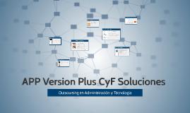 APP CYF SOLUCIONES