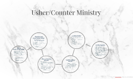 Usher/Counter Ministry