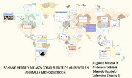 DETERMINACIÓN DE COMPONENTES NUTRICIONALES EN BANANO VERDE C