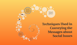 Techniques Used in Conveying the Messages about Social Issue