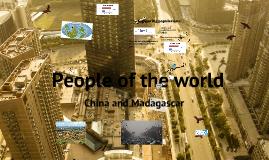 China and Madagascar