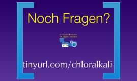 Chlor-Alkali-Elektrolyse: Amalgamverfahren