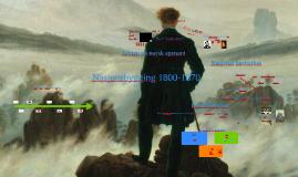 Nasjonsbygging 1800-1870 - jakten på det norske i litteratur og kultur