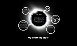 Copy of My Learning Style!