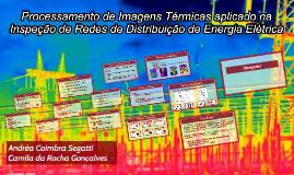 Processamento de Imagens Térmicas aplicado na Inspeção de Redes de Distribuição de Energia Elétrica