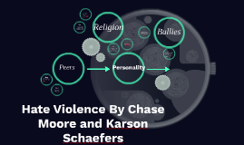 Hate Violence By Chase Moore and Karson Schaefers