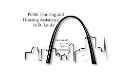 St. Louis Public Housing