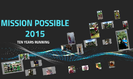 MISSION POSSIBLE 2015