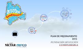 PLAN DE MEJORAMIENTO 2015