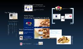 Anny Hasse: JBSS Intern Presentation