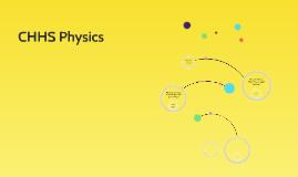 CHHS Physics