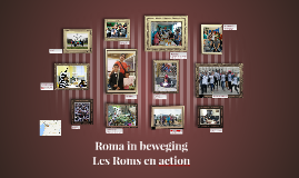 Roma in beweging