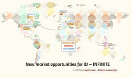 New market opportunities for ID – INFINTE