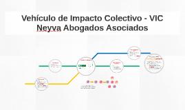 Vehículo de Impacto Colectivo - VIC