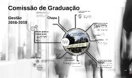 Plano de Trabalho CG Gestão 2016-2018