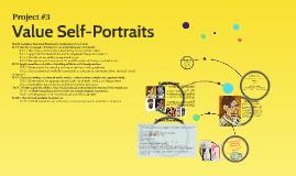 Value Self-Portraits