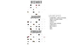 Calendar of Contents