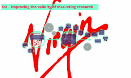 D2 - Improving the validity of marketing research