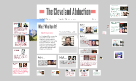 The Cleveland Abduction