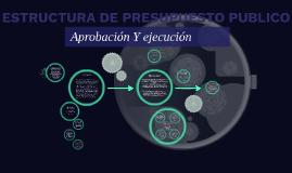 Copy of ESTRUCTURA DE PRESUPUESTO PUBLICO
