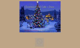 Copy of Christmas Carol Cafe (Economics Project)