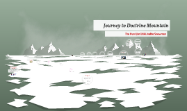 Journey to Doctrine Mountain
