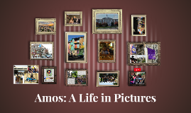 Amos - A Life in Pictures