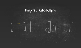 Dangers of Cyberbullying
